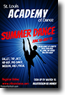 SLAD Summer Dance Flyer