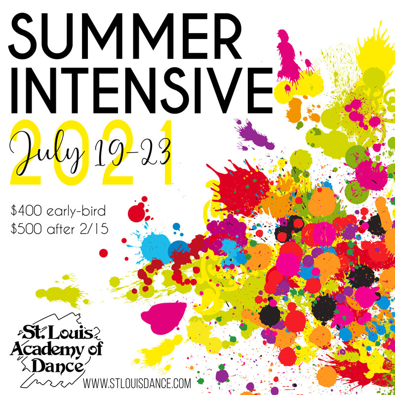 SLAD SUMMER INTENSIVE